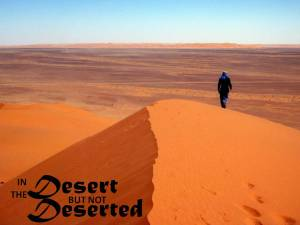 desert not deserted