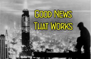 Good News That Works logo Sermon